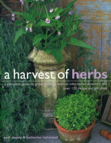 Harvest of Herbs, Paperback / softback Book