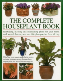 The Complete Houseplant Book, Paperback Book
