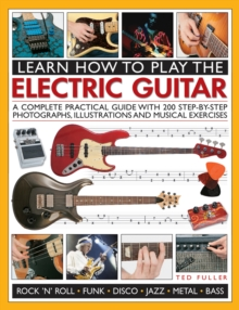 Learn How to Play the Electric Guitar, Paperback Book