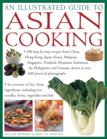 An Illustrated Guide to Asian Cooking, Paperback / softback Book