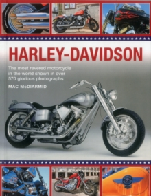 Ultimate Harley Davidson, Paperback / softback Book