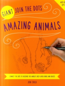 Giant Join the Dots: Amazing Animals, Paperback Book