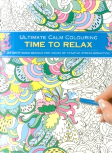 TIME TO RELAX, Paperback Book