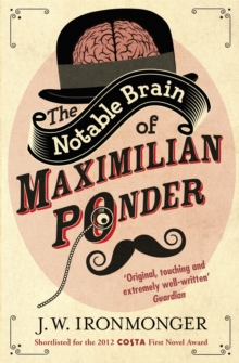 The Notable Brain of Maximilian Ponder, Paperback Book