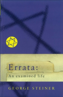 Errata: An Examined Life, EPUB eBook