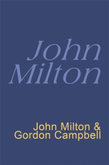 Milton: Everyman's Poetry : Everyman's Poetry, EPUB eBook