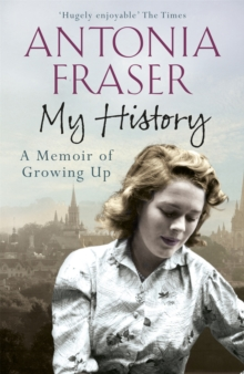 My History : A Memoir of Growing Up, Paperback / softback Book