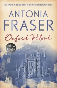 Oxford Blood : A Jemima Shore Mystery, Paperback Book