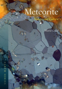 Meteorite : Nature and Culture, Paperback / softback Book