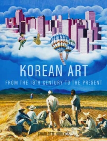 Korean Art from the 19th Century to the Present, Hardback Book