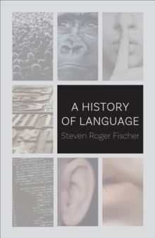 A History of Language, Paperback Book