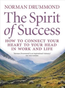The Spirit of Success : How to Connect Your Heart to Your Head in Work and Life, Paperback Book