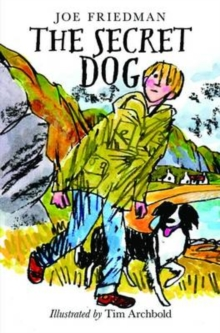 The Secret Dog, Paperback Book