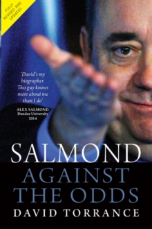 Salmond : Against the Odds, Paperback / softback Book