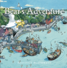 Bear's Adventure, Paperback / softback Book