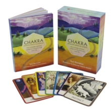 Chakra Wisdom Oracle Cards : The Complete Spiritual Toolkit for Transforming Your Life, Cards Book
