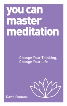 You Can Master Meditation, Paperback Book