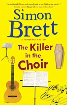 The Killer in the Choir, Hardback Book
