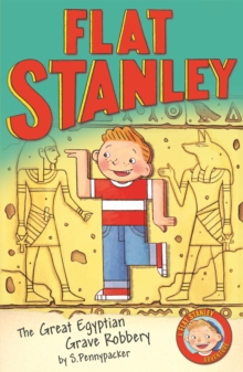 Flat Stanley: The Great Egyptian Grave Robbery, EPUB eBook