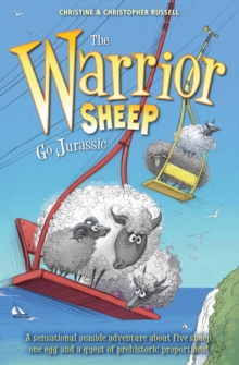 The Warrior Sheep Go Jurassic, EPUB eBook