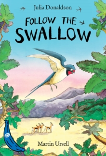 Follow the Swallow: Blue Banana, EPUB eBook