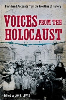 Voices from the Holocaust, EPUB eBook