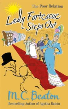 Lady Fortescue Steps Out, Paperback Book