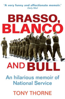 Brasso, Blanco and Bull, Paperback Book