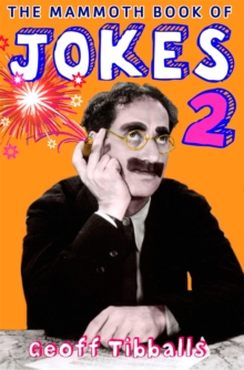 The Mammoth Book of Jokes 2, Paperback / softback Book