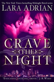 Crave The Night, Paperback Book