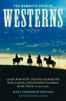 The Mammoth Book of Westerns, Paperback / softback Book