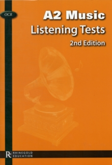 OCR A2 Music Listening Tests : OCR, Paperback Book