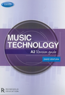 Edexcel A2 Music Technology Revision Guide, Paperback Book