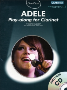 Guest Spot : Adele - Clarinet, Paperback Book