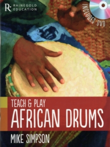 Teach and Play African Drums, Mixed media product Book