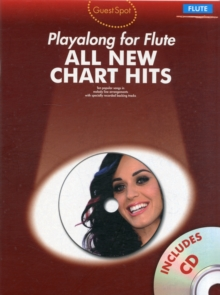 Guest Spot : All New Chart Hits (Flute), Paperback Book