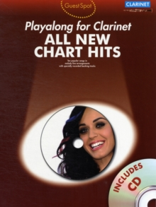 Guest Spot : All New Chart Hits (Clarinet), Paperback Book