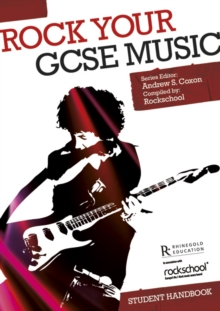 Rock Your GCSE Music Student Handbook, Paperback / softback Book