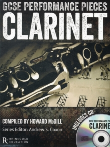 GCSE Performance Pieces: Clarinet, Mixed media product Book