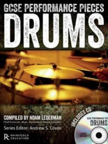 GCSE Performance Pieces: Drums, Mixed media product Book