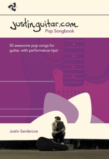 The Justinguitar.com Pop Songbook, Paperback / softback Book