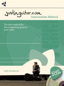 The Justinguitar.Com Intermediate Method (Book/2cd) : Intermediate method, Mixed media product Book