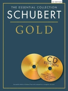 The Essential Collection : Schubert Gold (CD Edition), Paperback Book