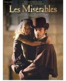 Les Miserables Selections From The Movie, Paperback Book