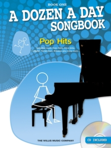 A Dozen A Day Songbook : Pop Hits - Book One, Paperback Book