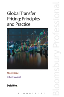 Global Transfer Pricing: Principles and Practice, Paperback Book