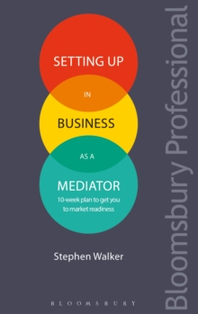 Setting Up in Business as a Mediator, EPUB eBook