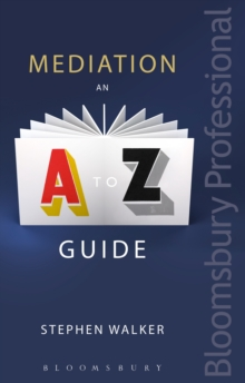 Mediation: An A-Z Guide, EPUB eBook