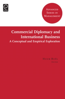 Commercial Diplomacy in International Entrepreneurship, Hardback Book