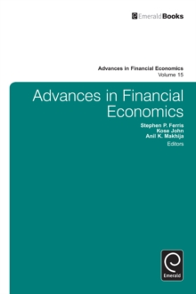 Advances in Financial Economics, Hardback Book